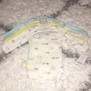 Baby Button dawn shirts